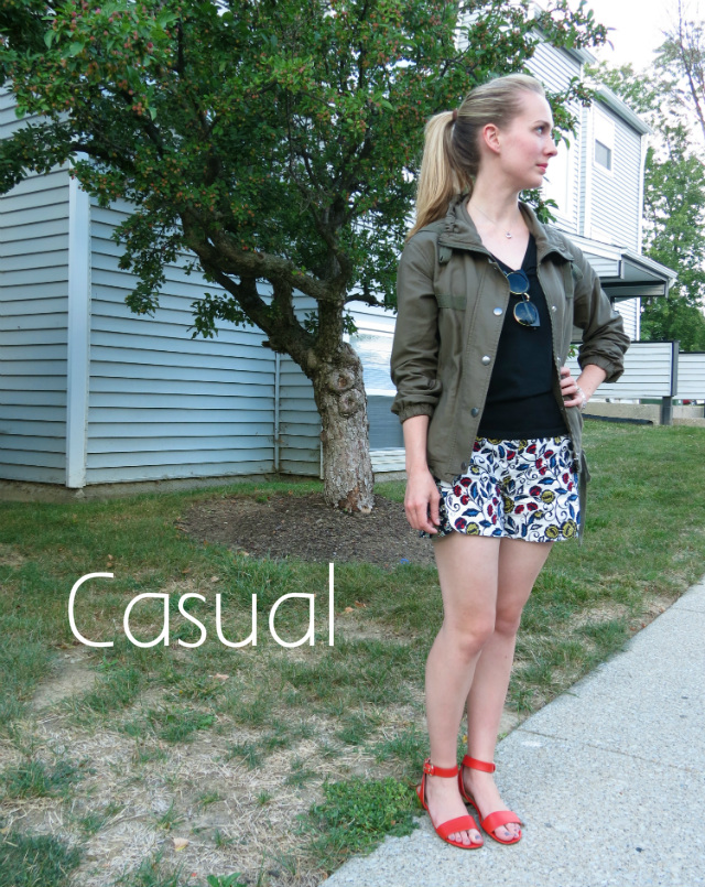 how to wear a utility jacket, how to wear an army jacket, army jacket casual outfit