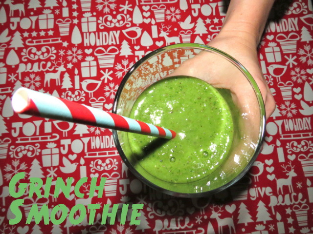 green smoothie recipe, spinach kiwi smoothie recipe, greenbean delivery review