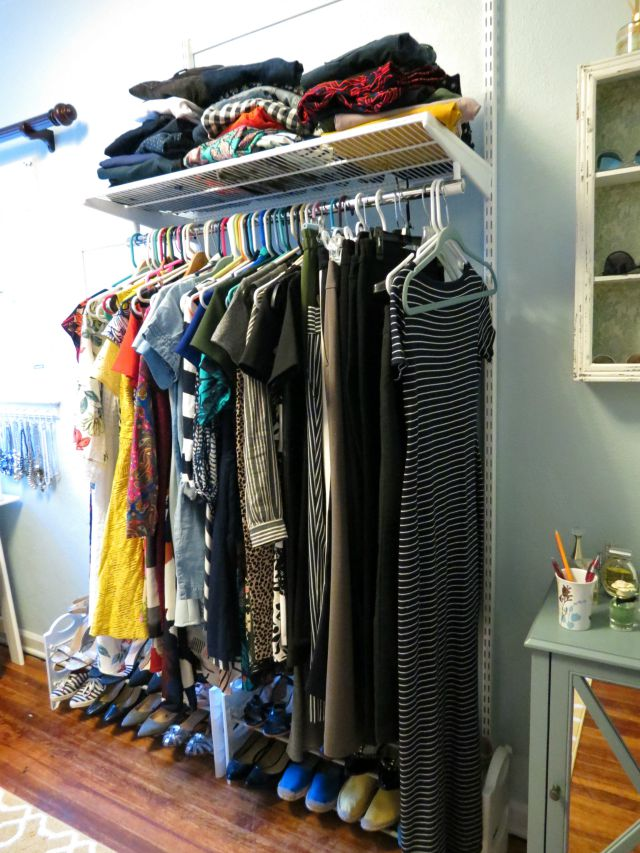 Real Dressing Room, How To Turn Spare Bedroom Into Walk In Closet, Dream  Closet