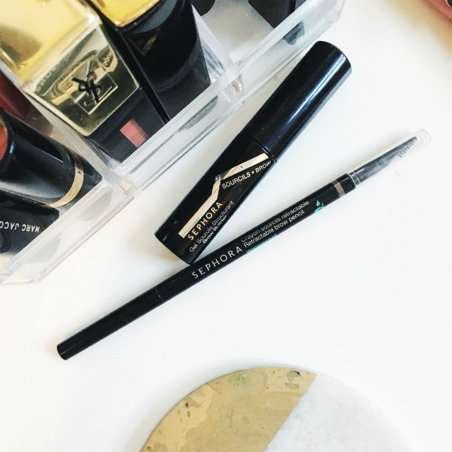sephora brow builder review
