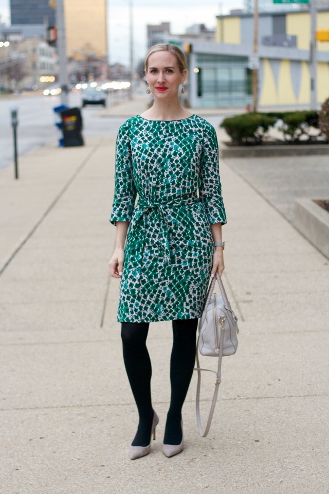 Boden dress outfit